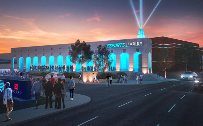 Largest eSports Stadium in U.S. Opening in Arlington