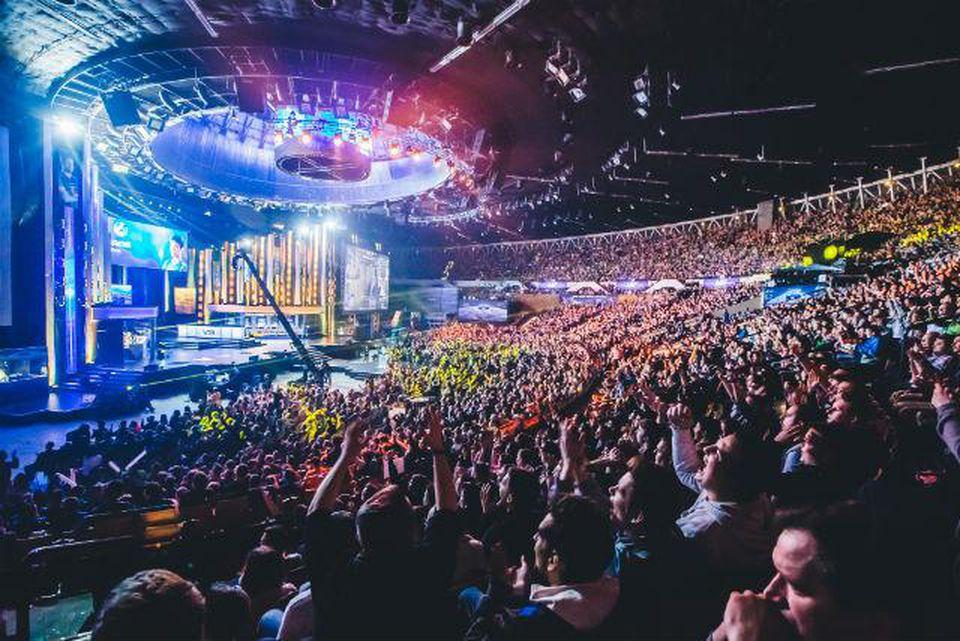 European Mobile Network Vodafone Sponsors ESL's Biggest Esports Events