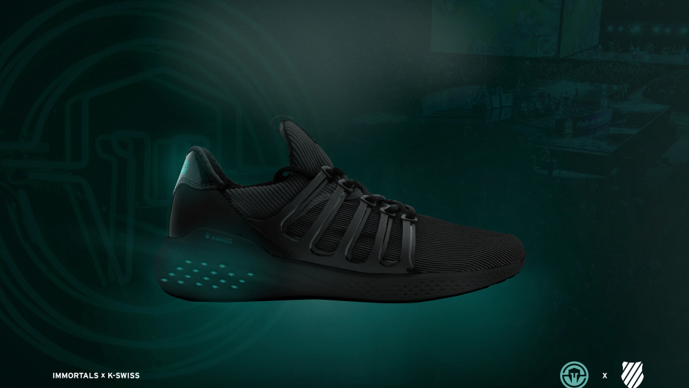 K-Swiss and Immortals Are Creating the First-Ever Esports Sneaker