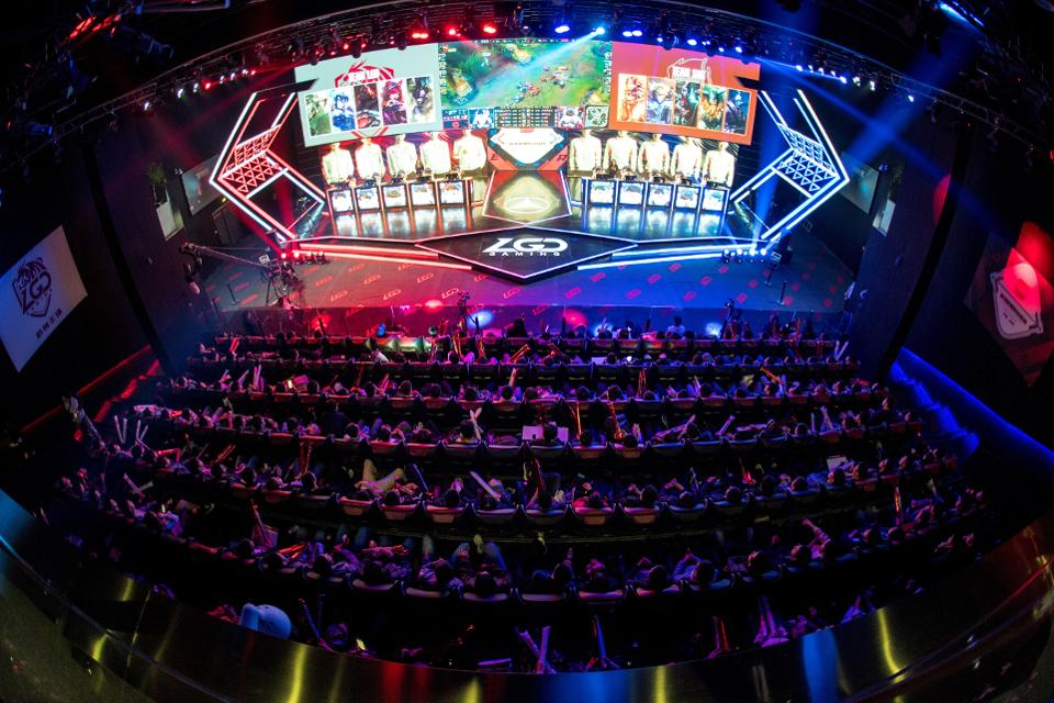 China's $32.5B Gaming Market Is Driving Mobile Esports To New Heights