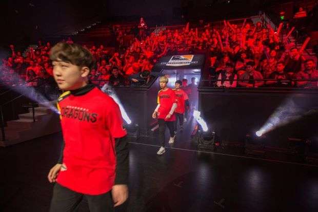 Slain again: Shanghai Dragons, the eSports team that keeps losing