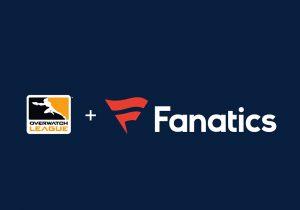Fanatics lands first-ever esports merchandising deal
