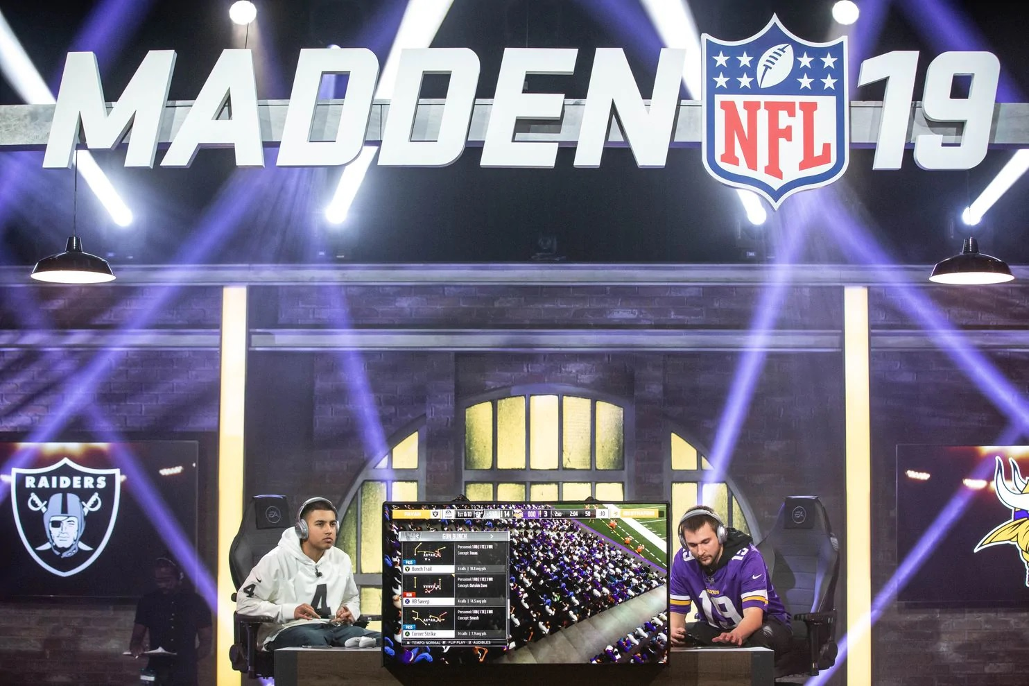 With big ambitions, and tighter security, Madden NFL esports scene moves on from Jacksonville shooting