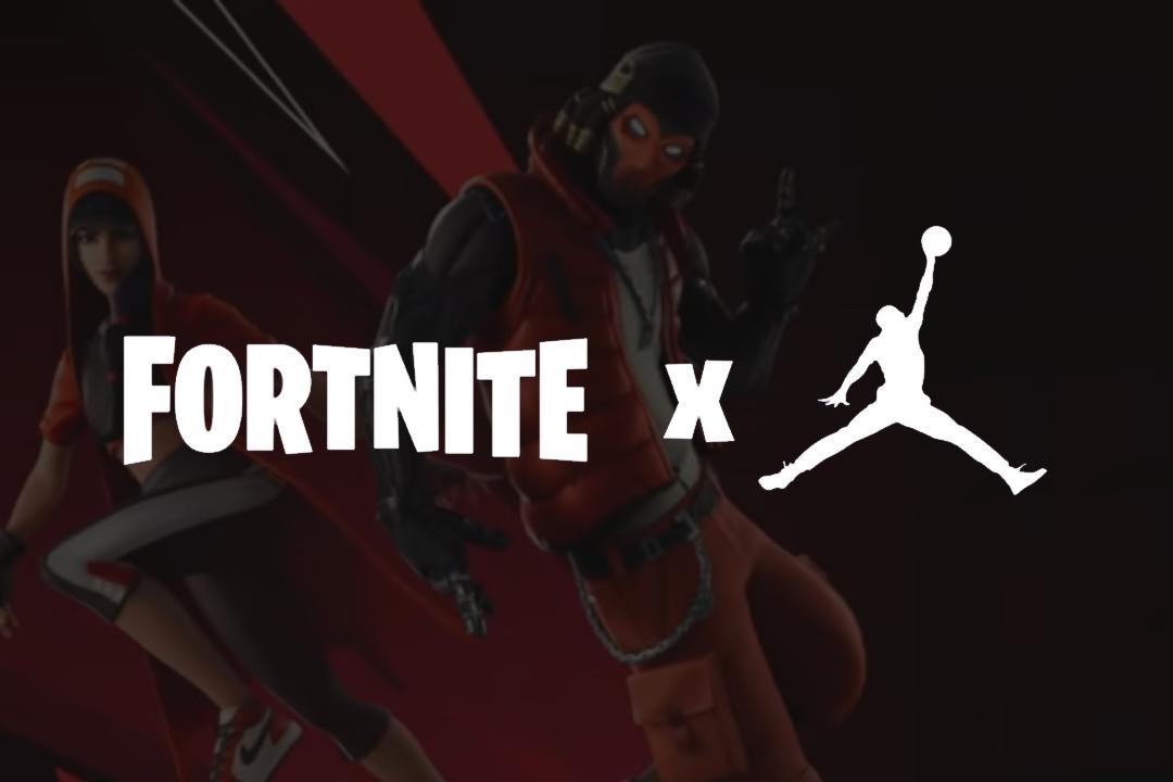 Fortnite Bundle Features Nike Air Jordans in First Real-Life Brand Partnership
