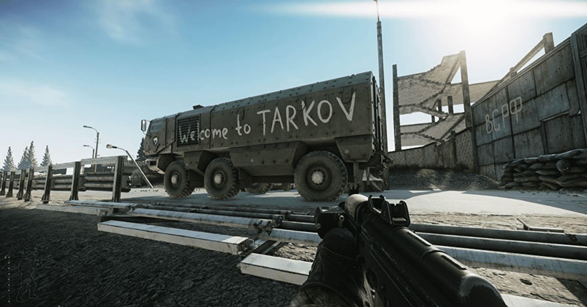 Welcome to Tarkov, The Savage World of Tarkov