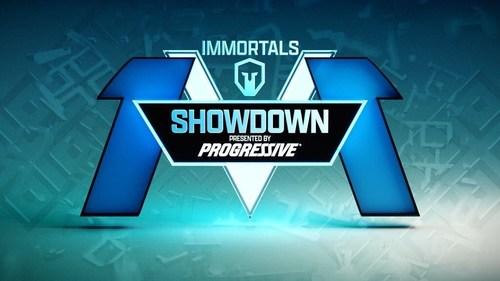 Let The Battle Begin: Immortals 1v1 Showdown Presented By Progressive